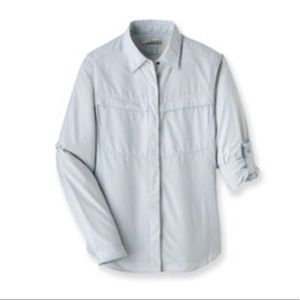 Exofficio insect shield button down shirt